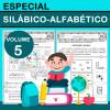 Especial SILÁBICO-ALFABÉTICO - Volume 5