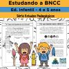 Estudando a BNCC do Infantil - Turmas de 4 e 5 anos