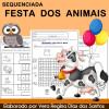 Sequenciada FESTA DOS ANIMAIS