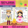 FESTA JUNINA - Língua Portuguesa - PRIMEIRO ANO