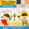 Festa Junina Matemática - TERCEIRO ANO
