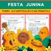 Festa Junina - Turbo alfabetização e matemática