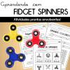 Aprendendo com FIDGET SPINNERS