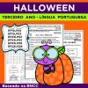 HALLOWEEN - Terceiro Ano - Língua Portuguesa