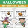 HALLOWEEN - Matemática Básica