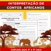 Interpretação de CONTOS AFRICANOS
