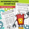 Interpretação INVERTIDA - Nível Básico