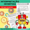 Interpretação INVERTIDA - Nível INTERMEDIÁRIO