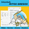 Interpretando MITOS GREGOS