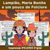 Lampião, Maria Bonita e um pouco de Folclore