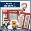 Lapbook BIOGRAFIA