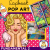 Lapbook POP ART - Fundamental 2