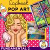 Lapbook POP ART - Fundamental 2