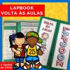 Lapbook VOLTA ÀS AULAS - MODELO 1