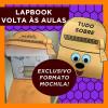 Lapbook VOLTA ÀS AULAS - MODELO 4 - FORMATO MOCHILA