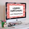 Lendas Indígenas com interpretações