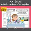 MATÉRIA - Estados e Transformações