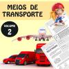 Meios de Transporte - Volume 2