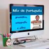 Mix de Português - gramática, ortografia e afins
