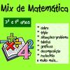 Mix de Matemática - Terceiro e Quarto Anos