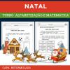 Natal - turbo alfabetização e matemática