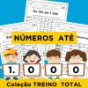 Números até 1.000 - TREINO  TOTAL