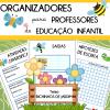 Organizadores para professores de Ed. Infantil - Bichinhos de Jardim