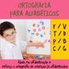 Ortografia para Alfabéticos