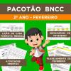 PACOTÃO BNCC - FEVEREIRO - 2º ANO