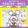 Atividades de PÁSCOA BNCC - Terceiro Ano