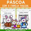 Páscoa com a Família Pascoal