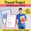 PRESENT PERFECT - Grammar and Activities