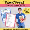 PRESENT PERFECT - Grammar and Activities