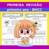 Primeira Revisão - Primeiro Ano - BNCC