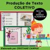 Produção de Texto Coletivo - para GOOGLE CLASSROOM