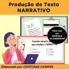 Produção de Texto Narrativo - para GOOGLE CLASSROOM
