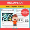 RECUPERA! - Quarto Ano - Textos Instrucionais ( jogos )