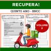 RECUPERA! - Quinto Ano - Volume 2