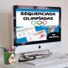 Sequenciada - OLIMPÍADAS - Ed. Infantil