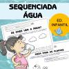 Sequenciada Água - Ed. Infantil