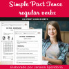 Simple Past - REGULAR VERBS