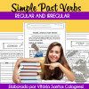Simple Past Verbs