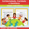Solidariedade, caridade e gentileza - Ensino Fundamental