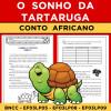 O Sonho da Tartaruga - CONTO AFRICANO