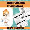 Textos informativos curtos - Edição Invenções