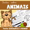 Textos sobre ANIMAIS - fichas e textos informativos