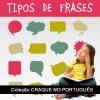 Tipos de Frases - Coleção CRAQUE NO PORTUGUÊS