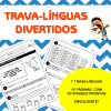 Trava-línguas divertidos