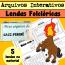 Arquivos interativos - LENDAS FOLCLÓRICAS
