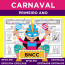 Carnaval - BNCC - Primeiro Ano
